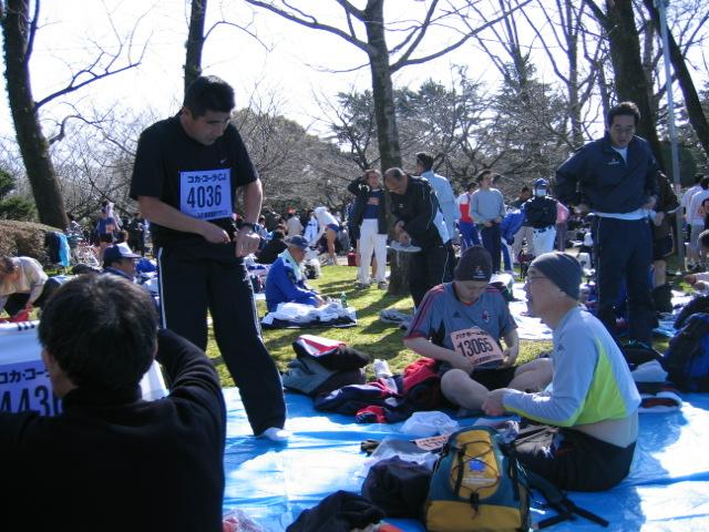 駿府マラソン