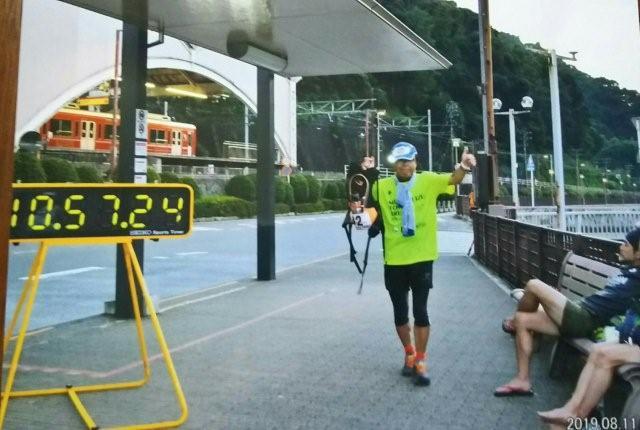 第16回OverNight60kmみちくさウルトラマラソン