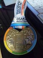 第2回大阪マラソン