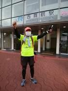 本州縦断フットレースR9ステージ逆ルート下関〜舞鶴582km